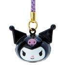 【震撼精品百貨】酷洛米_Kuromi~三麗鷗 酷洛米~造型鈴鐺吊飾*76025