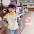 韓版男女童加絨外套。ROUROU童裝。冬...