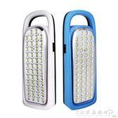 led應急燈家用夜市燈充電地攤燈擺攤燈停電照明燈戶外露營燈 『CR水晶鞋坊』