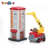 玩具反斗城 POLI 波力 羅伊聲光消防救援組