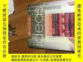 二手書博民逛書店Ideas;罕見+spacesY16129 出版2010