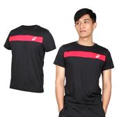 ASICS 男短袖T恤(免運 吸濕排汗 慢跑 路跑 運動上衣 亞瑟士≡排汗專家≡