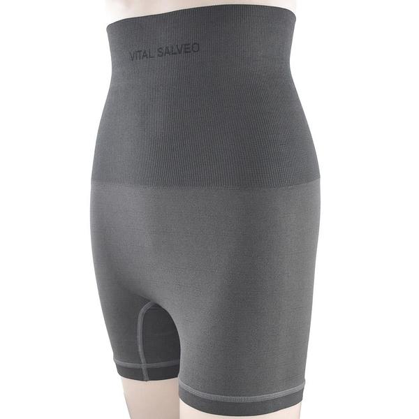 【南紡購物中心】【Vital Salveo 紗比優】超彈力高腰收腹塑身褲(機能高腰束腹-台灣製造)