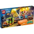 樂高積木 LEGO《 LT60294 》City 城市系列 - 特技表演卡車 / JOYBUS玩具百貨