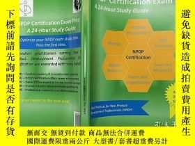 二手書博民逛書店NPDP罕見Certification Exam Prep A 24-Hour Study Guide NPDP認