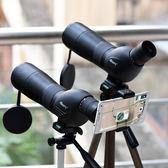 單筒望遠鏡15-45倍高清變倍手機拍照看月亮隕石坑天文望眼鏡