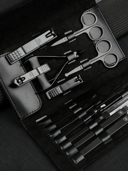 德國指甲刀套裝家用甲勾鷹嘴鉗修腳剪指甲男女士專用全套指甲工具 夢幻小鎮