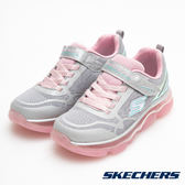 SKECHERS (童) 女童系列SKECH AIR - 81805LGYPK