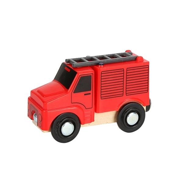 木製軌道小車 多功能木質磁性小車 多款可選 軌道車 模型車 交通車 兒童 玩具 禮物 ⭐星星小舖⭐