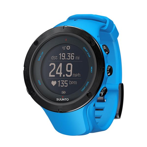 SUUNTO Ambit3 Peak Sapphire HR GPS錶-藍【屈臣氏】