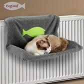 貓吊床四季保暖貓窩床掛窩 鋼架貓吊床貓床貓窩便攜寵物窩床墊