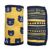 OGG 揹巾口水巾 FluffBear 綿綿熊