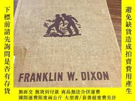 二手書博民逛書店A罕見figure in hidingY429456 Franklin W. Dixon Grosset&am