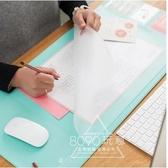 滑鼠墊 韓國超大號創意電腦辦公桌墊書桌墊多功能鼠標墊可愛游戲桌面【快速出貨八折下殺】