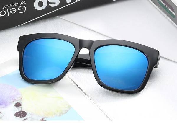 墨鏡開車太陽鏡潮防紫外線圓臉眼鏡