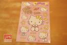Hello Kitty 凱蒂貓 夜光貼紙 派對 952798