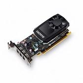 麗臺 NVIDIA Quadro P400 2GB GDDR5 64bit PCI-E 工作站繪圖卡(PG178)
