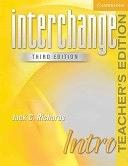二手書博民逛書店 《Interchange Intro Teacher s Edition》 R2Y ISBN:0521601584│Cambridge University Press