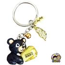 【收藏天地】台灣紀念品*喔密麻鑰匙圈-黃...