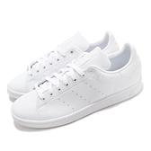 adidas 休閒鞋 Stan Smith 白 全白 男鞋 女鞋 皮革 小白鞋 運動鞋【ACS】 FX5500