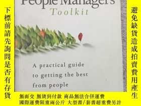 二手書博民逛書店The罕見People Manager s Tool Kit: