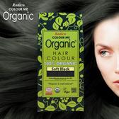 Radico 有機著色護髮粉-自然黑