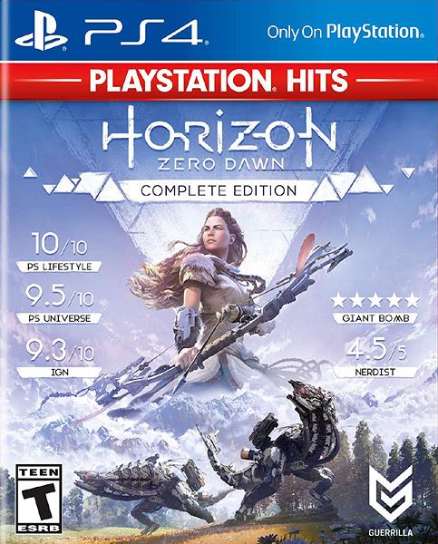 PS4 地平線:期待黎明 完全版(Hits)(美版代購)