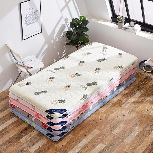 床墊 120床墊70×150cm單人兒童尺寸1.1小60厘米寬1.2m1.3米80x200 OB6122