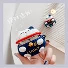 airpods3保護套airpodspro耳機ipods三代可愛卡通【輕派工作室】