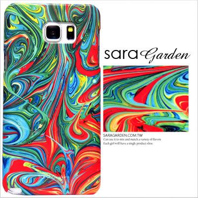 3D 客製 潮流 油畫 漸層 紅綠 Samsung Galaxy 三星 S6 S7 J7 2016 A9 Note2 Note3 Note4 Note5 Note7 ASUS Zenfone3 手機殼