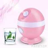 熱噴果蔬蒸臉器美容儀器 補水儀 面部加濕器 完美居家生活館