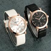 潮流女士手錶女韓版簡約時裝錶皮帶防水石英錶女錶《印象精品》p83