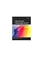 二手書博民逛書店《Strategic Management: Building