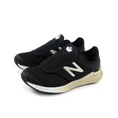 New Balance 運動鞋 魔鬼氈 黑色 中童 童鞋 PTFSTMS-W no668