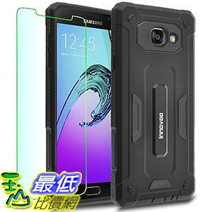 [106美國直購] Samsung Galaxy A5/A510F Case (Free Screen Protector&Touch Screen Stylus Pen)-Black 手機殼