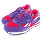 REEBOK 麂皮運動慢跑鞋《7+1童鞋》3005紫色