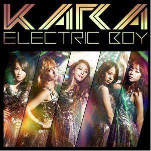 KARA 來電男孩 初回限定盤 CD附DVD (音樂影片購)