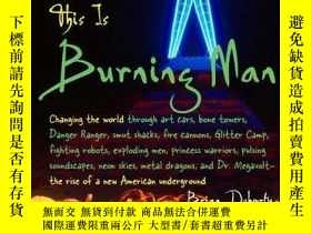 二手書博民逛書店This罕見Is Burning ManY255562 Doherty, Brian Benbella Boo