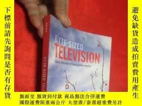 二手書博民逛書店Byte-Sized罕見Television: Create Y