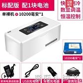 冷藏盒便攜式智慧控充電式車載家兩用隨身小型便攜冰箱 NMS蘿莉新品
