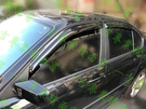 【一吉】BMW E36 外銷日本-原廠款 晴雨窗 台灣製造,工廠直營(E36晴雨窗 E36 晴雨窗 BMW晴雨窗