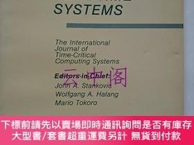 二手書博民逛書店REAL-TIME罕見SYSTEMS Vol.7,No.3,November 1994 225-344Y479