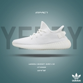 IMPACT ADIDAS YEEZY BOOST 350 V2 Kanye West 全白 椰子 神鞋 CP9366