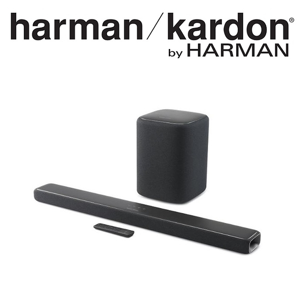 Harman/Kardon Enchant 1300+Enchant Subwoofer 家庭劇院】另售YAMAHA BAR 400 YSP2700