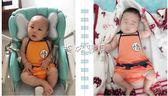 嬰兒肚兜 純棉薄款新生兒男寶寶連腿兜兜兒童女背心式小護肚衣 珍妮寶貝