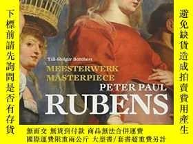 二手書博民逛書店Masterpiece:罕見Peter Paul RubensY360448 Till-Holger Borc