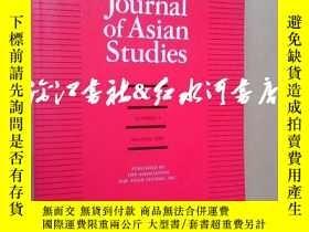 二手書博民逛書店英文原版罕見the journal of Asian studi