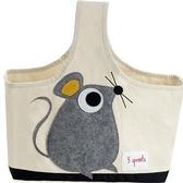 【原廠公司貨】加拿大 3 Sprouts 手提收納包-小老鼠