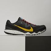 Nike Juniper Trail 男 黑黃 輕量 透氣 避震 慢跑鞋 CW3808-005