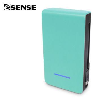 Esense I909 9000mAh 行動電源-藍